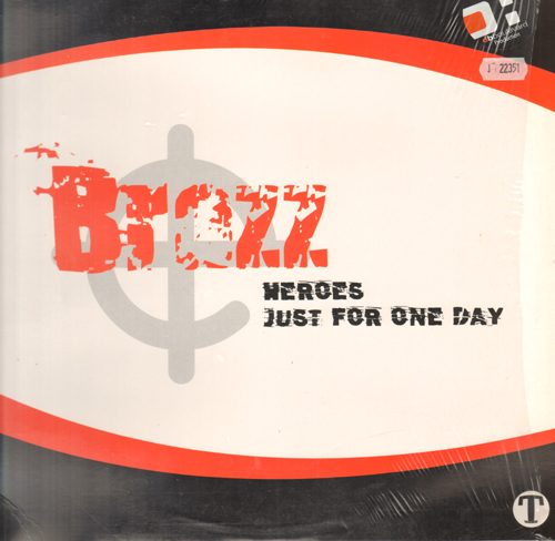 BRAZZ - Heroes / Just For One Day