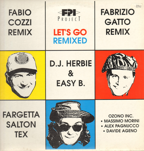 FPI PROJECT - Let's Go Remixed / Vae Victis Remix 91