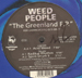WEED PEOPLE - The Greenland EP