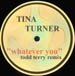 TINA TURNER  - Whatever You Want (Todd Terry Mixes)