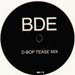 D-BOP - BDE (Betty Davis Eyes) (D-Bob Ferocious Mix, D-Bop Tease Mix)