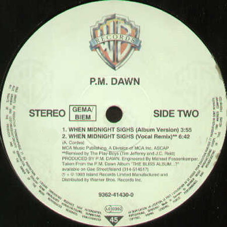 P.M. DAWN - You Got Me Floatin'