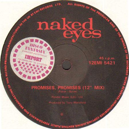 Naked eyes promises promises megaupload