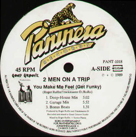 2 MEN ON A TRIP - You Make Me Feel (Get Funky)