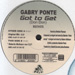 GABRY PONTE - Got To Get (Don Don) (Remix)