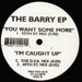 UNKNOWN ARTIST - The Barry EP - You Want Some More