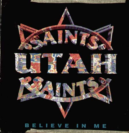 UTAH SAINTS - Believe In Me (David Morales Rmx)