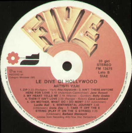 Various marilyn monroe marlene dietrich gingers - Dive di hollywood ...