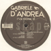 GABRIELE D'ANDREA - I've Done It