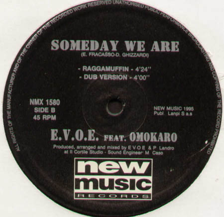 E.V.O.E. - Someday We Are, Feat. Omokaro