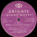 ABIGAIL - Night Moves (Rhythm Masters Rmx)
