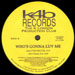 K LONDON PRODUCTION CLUB - Who's Gonna Luv Me