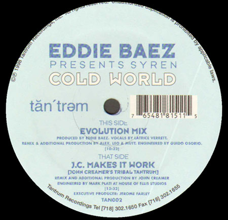 Eddie Baez Music Inside Out