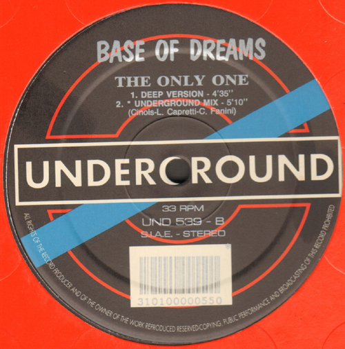 BASE OF DREAMS - The Only One