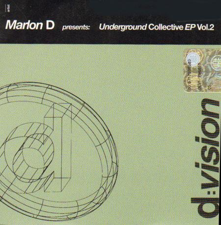 Underground Collective Ep Vol 2