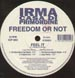FREEDOM OR NOT - Feel It (Bum Bum Club House Rmxs)