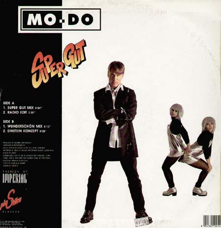 Mo-Do - Super Gut