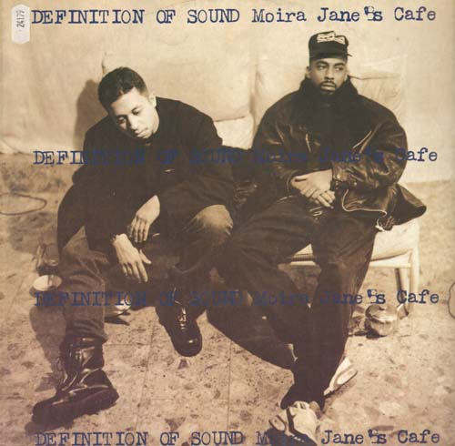 DEFINITION OF SOUND - Moira Jane's Cafe