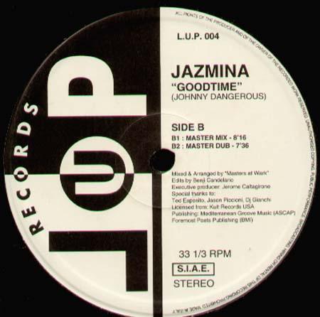 Jazmina - Goodtime (The R&B Versions)