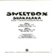SWEETBOX - Shakalaka
