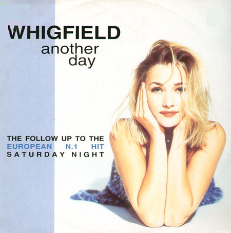WHIGFIELD - Another Day (Remix)