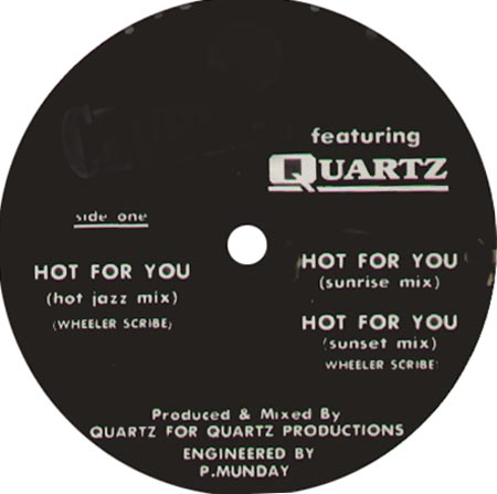 CLUBLAND - Hot For You, Feat. Quartz