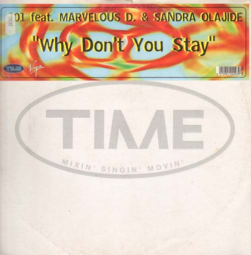 101 - Why Don't You Stay - feat. Marvelous D. & Sandra Olajide