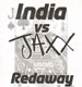 BASEMENT JAXX - Redaway - vs India