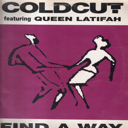 COLDCUT - Find A Way - 12 inch x 1