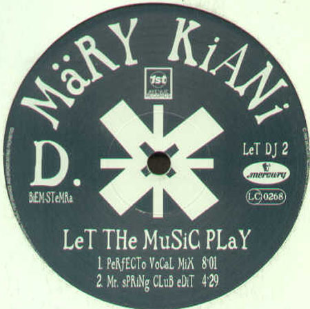 Mary Kiani 100%