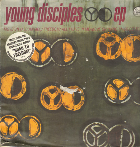 YOUNG DISCIPLES - Move On