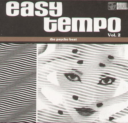 VARIOUS - Easy Tempo Vol.2 (The Psycho Beat)