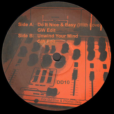 EDDIE DRENNON & THE B.B.S. UNLIMITED / TOUCHDOWN - Do It Nice & Easy (With Love) / Unwind Your Mind