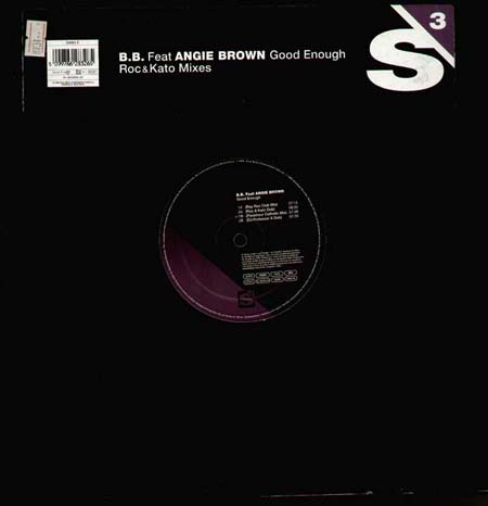 B.B. - Good Enough (Ray Roc, Paramour, DJ Professor Rmxs) - Feat Angie Brown
