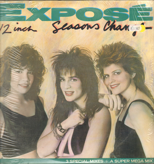 EXPOSE  - Seasons Change / Megamix