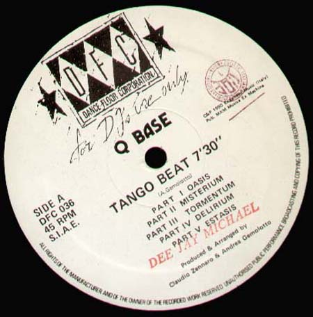Q BASE - Tango Beat - Limited Edition