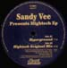 SANDY VEE - Hightech EP
