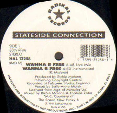Wanna B Free