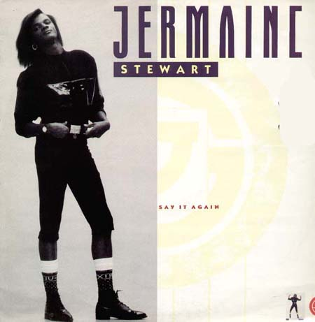 JERMAINE STEWART - Say It Again