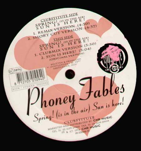 Phoney Fables Spring