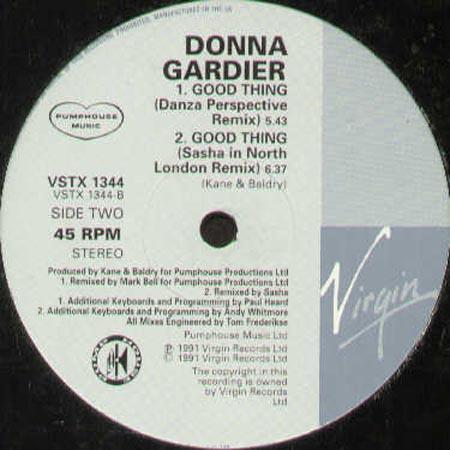 Donna Gardier - Reach Out
