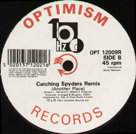 100 HZ - Catching Spyders (Remix)