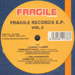 VARIOUS - Fragile Records EP Vol.3