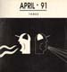 VARIOUS (MANTRONIX / RICHIE RICH / BROS / KIM WILDE / DURAN DURAN..) - April 91 - Three