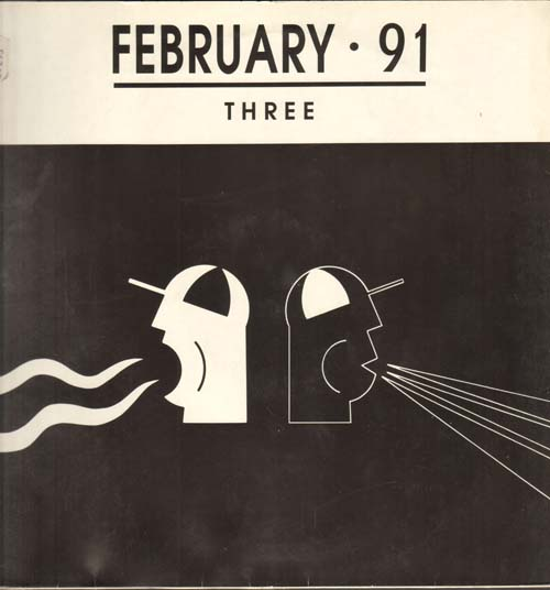 VARIOUS (LOVE INC / THE SIMPSONS) - February 91 - Three