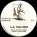 L.A.WILLIAMS - This Is A Test