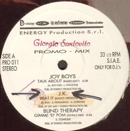 Various Beat Boys