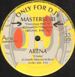 VARIOUS (MASTERBUBI / ARENA /MAX V / 2 MISTAKES) - Only For Dee Jay's Vol. 3 (Gioca Jouer RMX 94 / El Bobo / On My Mind / Sweet Little Boy)