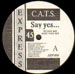 C.A.T.S. - Say Yes... / Dancer