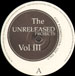 VARIOUS - The Unreleased Project Vol.3
